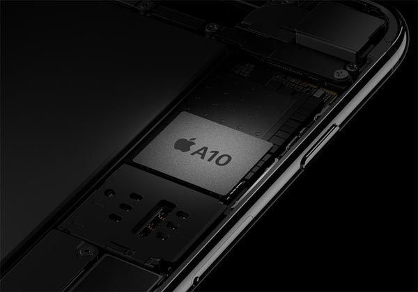 iPhone 7 AnTutu smartphone le plus rapide