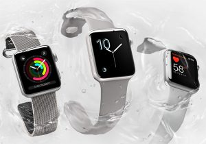 Apple Watch Series 3 connexion 4G