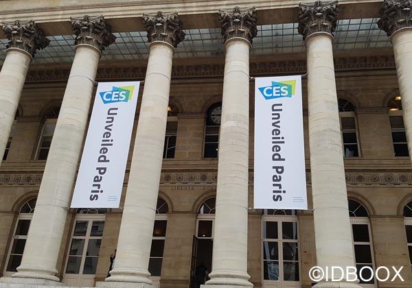 CES Unveiled Paris 2016