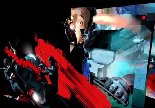 Des comics en réalité virtuelle sur Gear VR