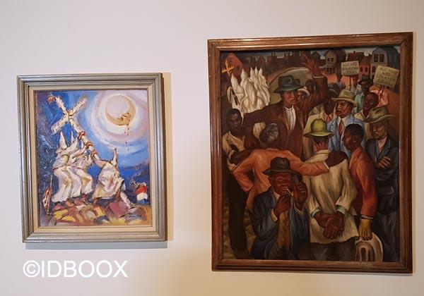 Expo The Color Line Musée du Quai Branly Jacques Chirac 01
