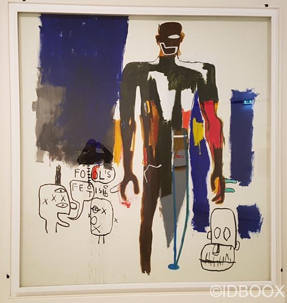 Expo The Color Line Musée du Quai Branly Jacques Chirac 05