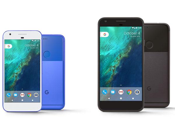 Google Pixel 2 avec écrans OLED LG