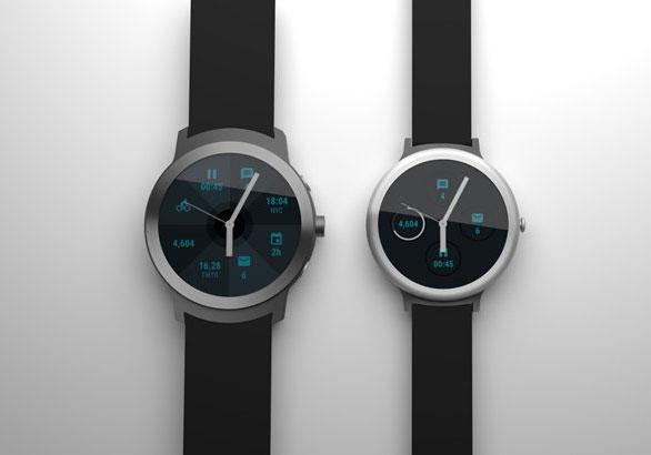 Android Wear 2.0 le 9 février avec deux montres LG