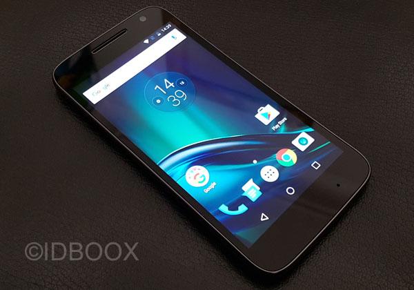 Moto G4 Play test