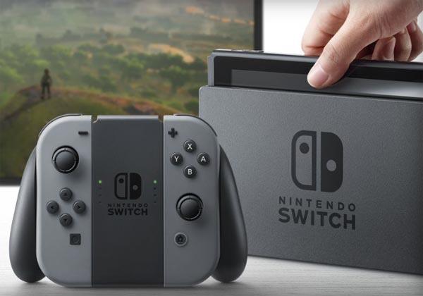 Nintendo Switch la console hybride nomade