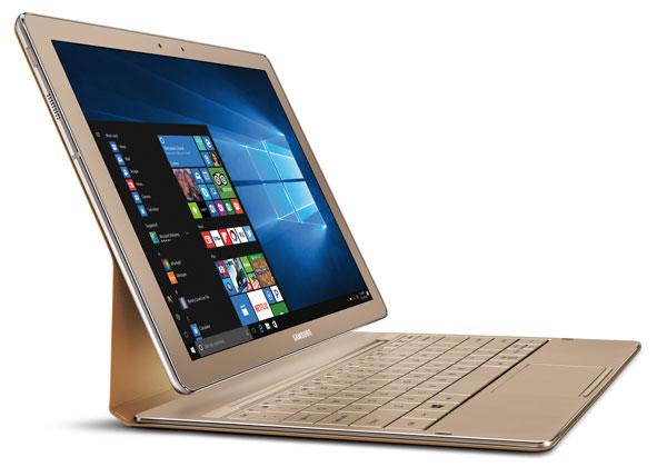 Samsung Galaxy Tab Pro S Gold Edition