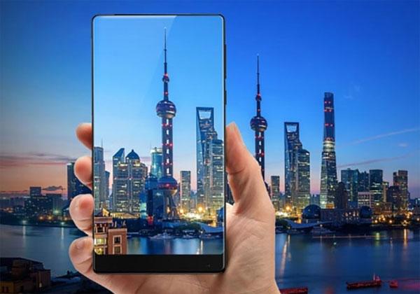 Xiaomi Mi Mix le smartphone sans bord
