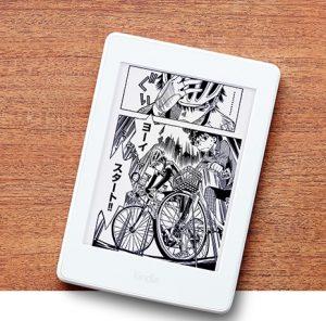 kindle-manga-ebook asie