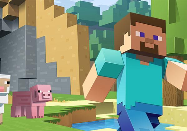 Microsoft lance Minecraft Education pour l'école