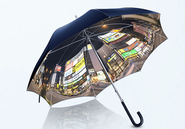 Japon faire son Parapluie avec photo 360