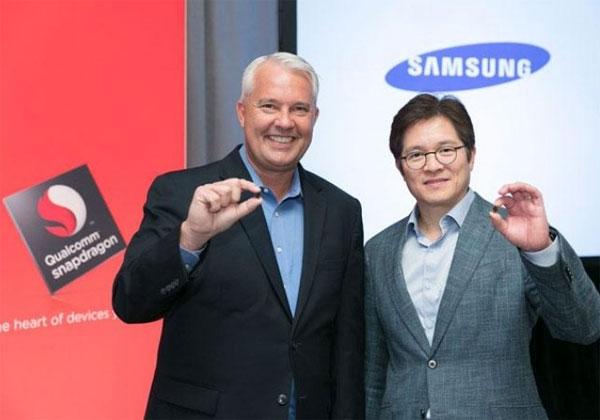 Samsung et Qualcomm parlent du processeur du Galaxy S9