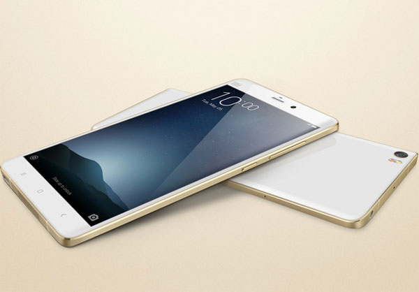 Xiaomi Mi Note 2 rupture de stock en 50s