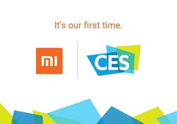 Xiaomi présent au CES 2017