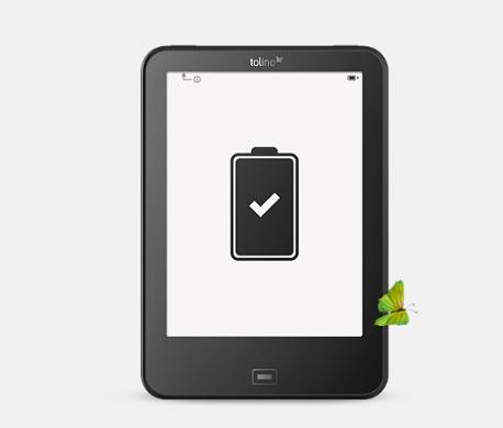 liseuse-generique-tolino-4hd ebook