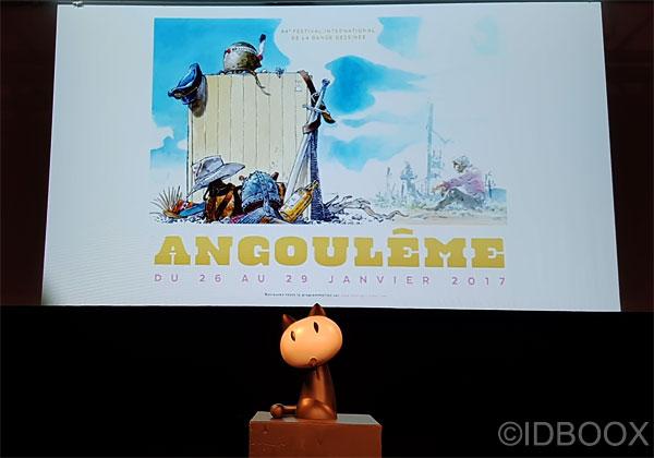 Festival de la BD Angoulême 2017