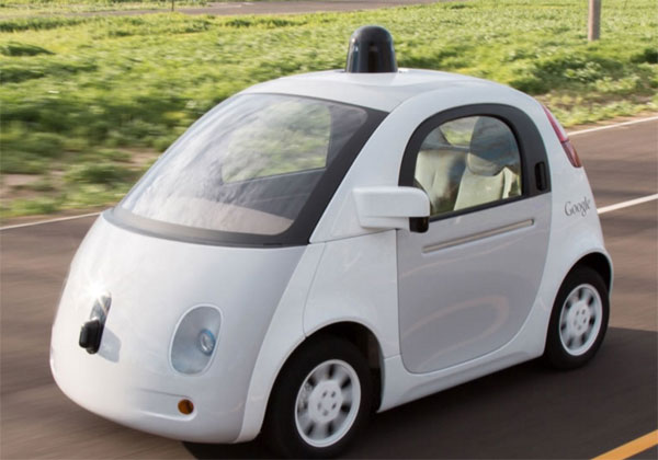 Google ne commercialisera pas la Google Car