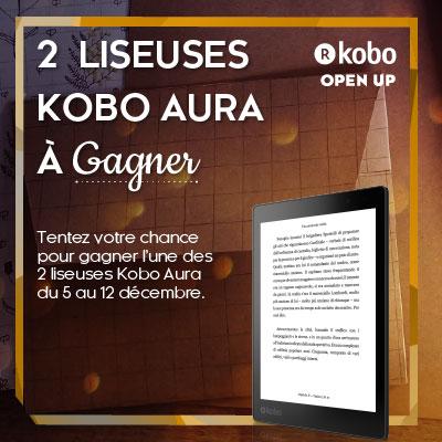 Kobo Aura liseuses