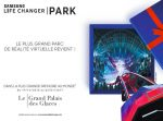 Samsung Life Changer Park Grand Palais