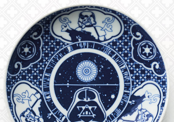 Star Wars porcelaine chinoise