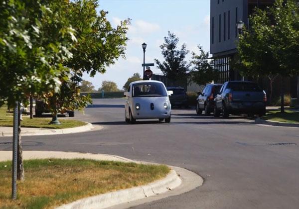 Waymo les nouvelles voitures autonomes de Google