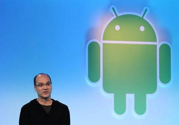Andy Rubin un smartphone Essential