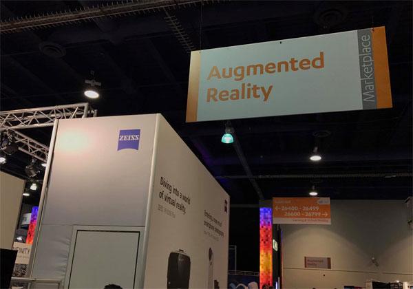 Apple et Carl Zeiss conçoivent un casque de réalité augmentée