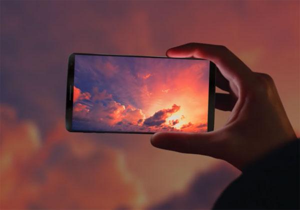 Galaxy S8 nouvelles photos et une vidéo
