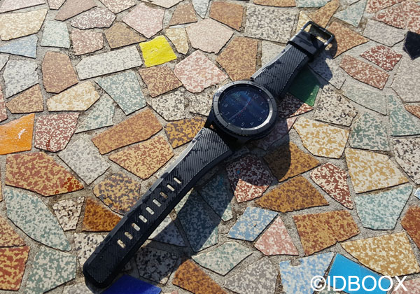 Samsung Gear S3 test de la montre connectée