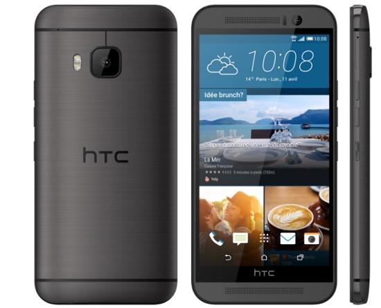 HTC - One M9 Photo Edition Bon plan