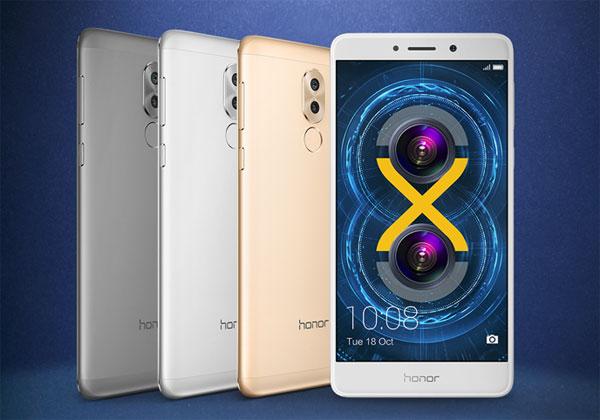 Honor 6X un double capteur à 249€