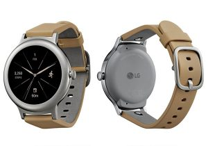 LG Watch Style sous Android Wear 2.0
