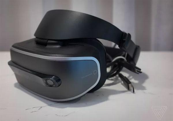 Lenovo le premier casque VR compatible Windows Holographic