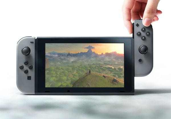 Nintendo Switch toutes les infos en vidéo