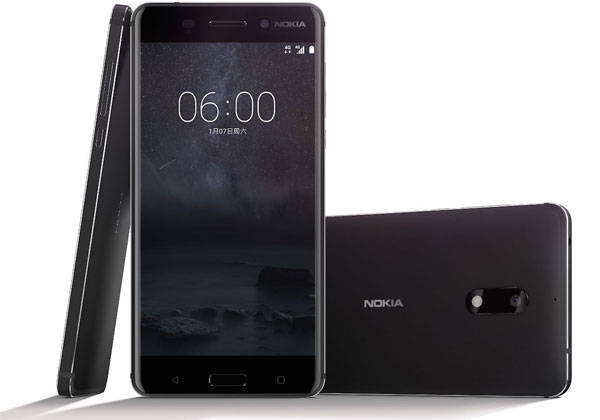 Nokia 6 le premier smartphone Android de la marque