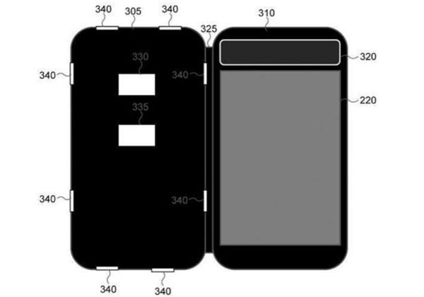 Galaxy S8 une Flip Cover avec écran e-ink