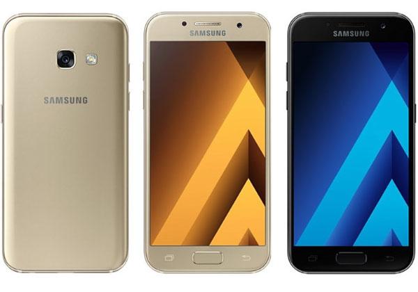 Samsung Galaxy A (2017) toutes les nouveautés