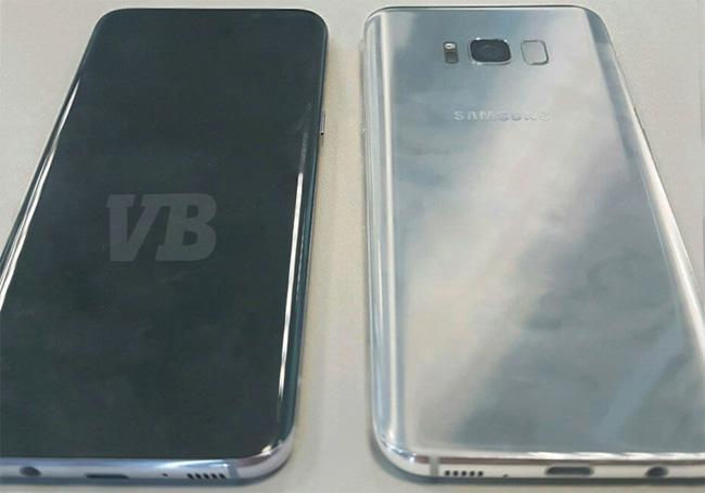 Samsung Galaxy S8 caractéristiques et prix
