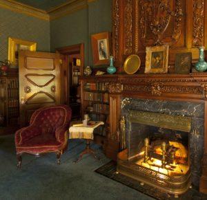 bibliotheque mark Twain