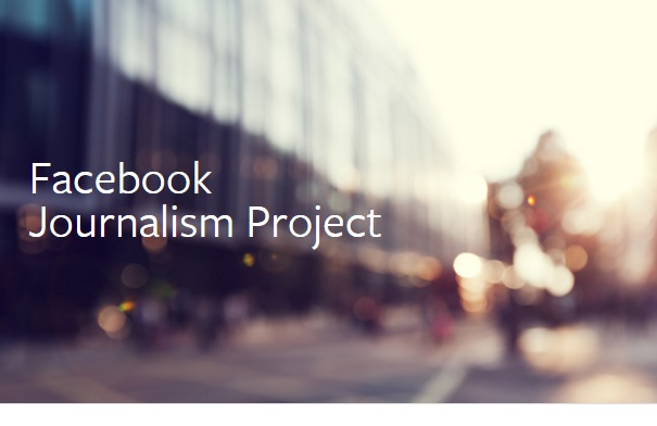 facebook journalism project presse