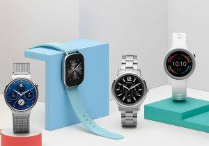 Android Wear 2.0 les montres mises à jour