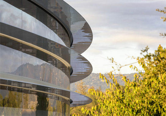 Apple Park ouvre en avril