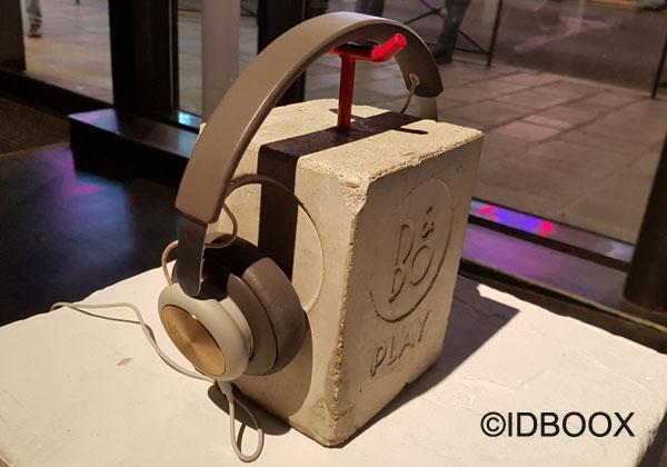BeoPlay H4 prise en main du casque Bluetooth