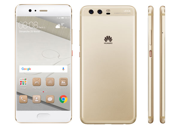 Ventes smartphones Huawei rapproche Apple