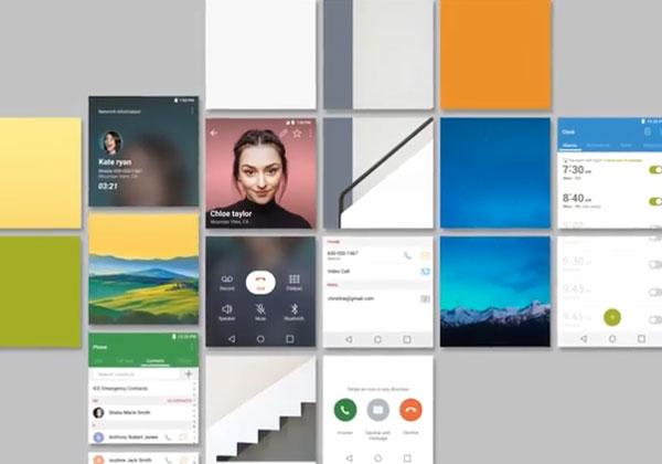LG G6 l'écran FullVision 18:9