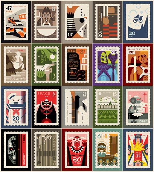 Pop-Culture-timbres-poste-05