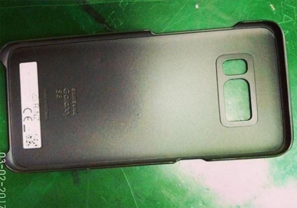 Samsung Galaxy S8 les coques officielles