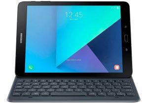 Galaxy Tab S3 avec clavier