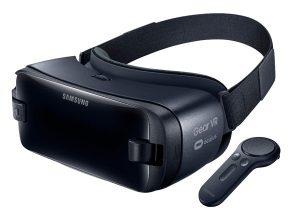 Samsung Gear VR plus contrôleur