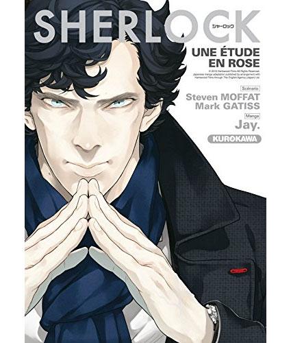 Sherlock T1 Manga Kurokawa
